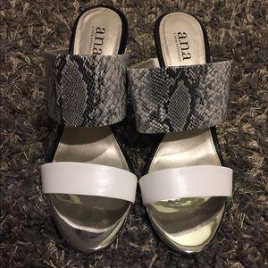 a.n.a shoes